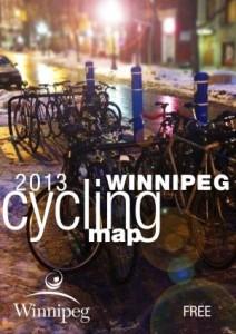 City of Winnipeg 2013 Bicycle Map