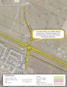 Chief Peguis Trail West Extension Study Recommendations