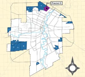 Precinct G Draft Master Plan